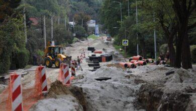 Photo of Відкриття частини Личаківської відклали до кінця жовтня