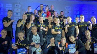Photo of Армреслери з Львівщини стали чемпіонами України
