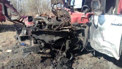 Photo of На Луганщині працівники пожежної служби постраждали від вибуху – відео