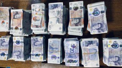 Photo of Українець намагався нелегально ввести на батьківщину 127 тисяч фунтів стерлінгів