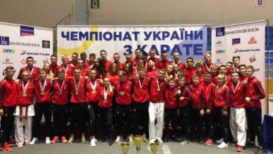 Photo of Львівські каратисти стали переможцями чемпіонату України