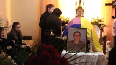 Photo of На Львівщині попрощалися із загиблим в авіатрощі Ростиславом Булієм