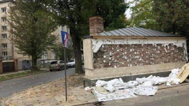 Photo of Почали демонтаж самобуду на Тарнавсього, який звів один з кандидатів у мери Львова