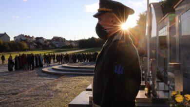Photo of На Личаківському кладовищі помолились за Героїв України