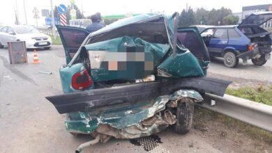 Photo of Троє людей постраждали у ДТП в Солонці