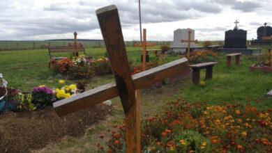 Photo of На Сокальщині чоловік пошкодив могили на кладовищі