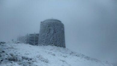 Photo of У Карпатах випав сніг