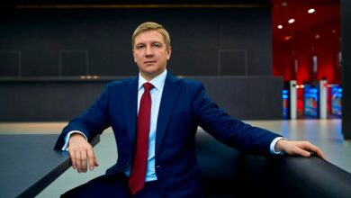Photo of Голова Нафтогазу Коболєв захворів коронавірусом