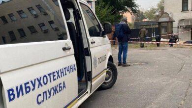 Photo of На території ВАКС стався вибух, будівлю суду пошкоджено