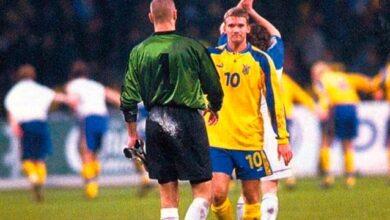 Photo of 21 рік тому Шевченко забив легендарний гол у ворота Росії