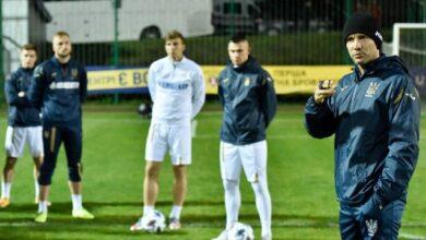 Photo of Анонс матчу Україна — Німеччина у Лізі націй