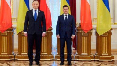 Photo of Підтримка України і посилення економічної співпраці: про що говорили Дуда і Зеленський