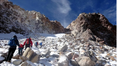 Photo of Перша українська жіноча експедиція. Місія підкорити найвищий вулкан світу!