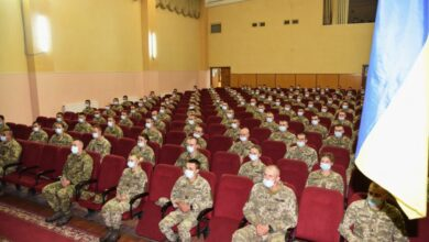 Photo of Понад 200 молодших офіцерів поповнили лави Збройних Сил України