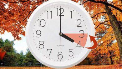 Photo of Не забудьте перевести годинники: 25 жовтня Україна перейде на зимовий час