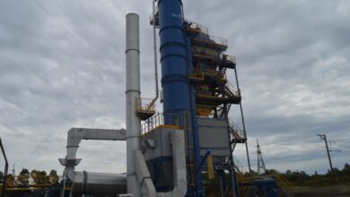 Photo of У Самборі запрацював асфальтобетонний завод