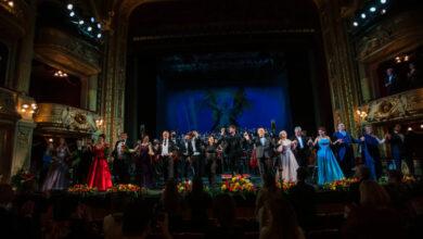 Photo of Львівська опера урочисто відзначила своє 120-річчя