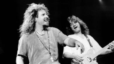 Photo of Помер гітарист Едді Ван Хален