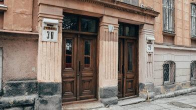Photo of Біля Франкової бібліотеки відреставрували старовинну браму