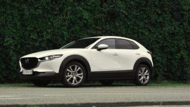 Photo of Тест-драйв Mazda CX-30: новинка в Україні