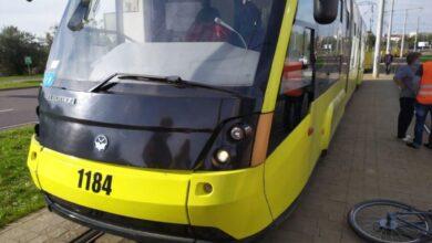 Photo of Через аварію трамваї на Сихів курсують зі змінами