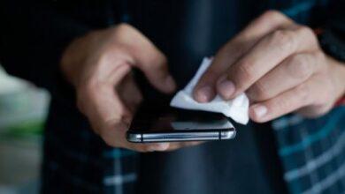 Photo of Коронавірус може прожити на екрані телефона 28 днів, – дослідження