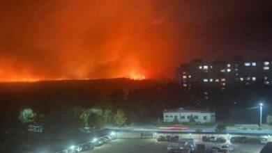 Photo of Через пожежі у Луганській області поліція відкрила 7 кримінальних проваджень