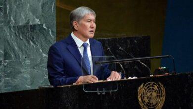 Photo of Протестувальники звільнили із СІЗО екс-президента Киргизстану Атамбаєва