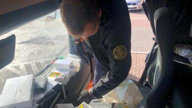 Photo of На кордоні з Польщею затримали контрабанду техніки на пів мільйона гривень