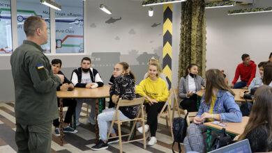 Photo of У львівському ліцеї імені Івана Пулюя предмет Захист України викладатимуть гвардійці