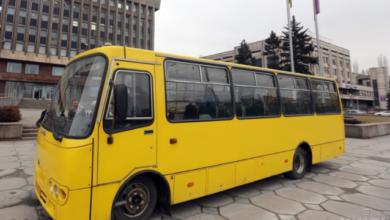 Photo of У Києві на ходу загорілася маршрутка