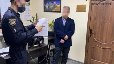 Photo of Заступника мера на Луганщині спіймали на хабарі
