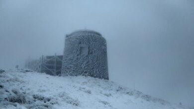 Photo of -2°С та заметіль: у Карпатах випав сніг