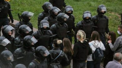 Photo of У Білорусі міліціонерам дозволили стріляти по протестувальниках