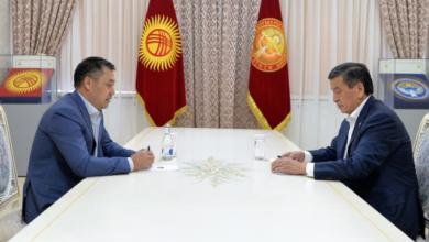 Photo of Садир Жапаров оголосив себе виконувачем обов'язків президента Киргизстану