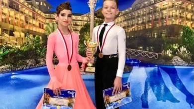Photo of Юні стрияни стали переможцями міжнародних змагань з бальних танців у Туреччині