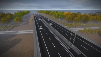 Photo of Реконструюють частину західної об'їзної дороги Львова