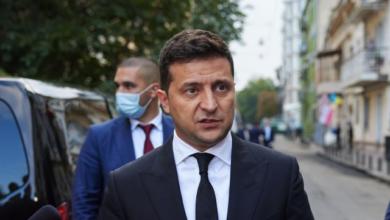 Photo of Фейки та суверенітет України: про що Зеленський говорив на зустрічі в МI-6