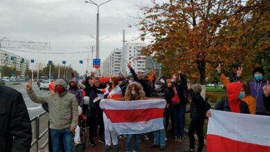 Photo of Марш гордості в Білорусі (ОНЛАЙН-ТРАНСЛЯЦІЯ)