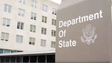 Photo of США підтримують позицію України щодо виборів на окупованому Донбасі – Держдеп