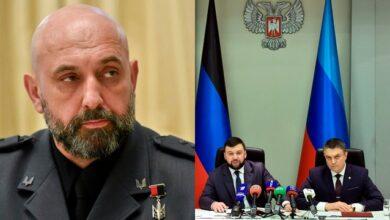 """Photo of Потрібно політичне рішення: ЗСУ готові захопити у полон ватажків """"ЛНР"""" і """"ДНР"""""""