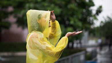 Photo of Дощі та сильний вітер – погода в Україні на 1 жовтня (КАРТА)