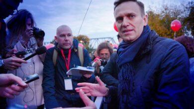 Photo of Мене отруїли, аби залякати росіян – Навальний