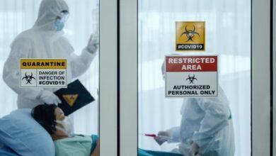 Photo of Хворі лежать у коридорах: що відбувається у лікарнях для пацієнтів з Covid-19