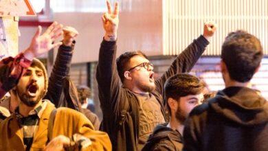 Photo of У центрі Бішкека сутички протестувальників, чутні постріли – перше відео