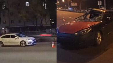 Photo of Пішохід та мотоцикліст: у двох районах Києва за вечір сталося дві смертельні ДТП