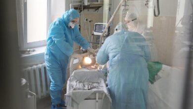 Photo of За минулу добу від ускладнень COVID-19 померло 13 людей
