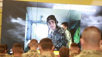 Photo of Академія сухопутних військ долучилася до вшанування пам'яті загиблих членів екіпажу Ан-26