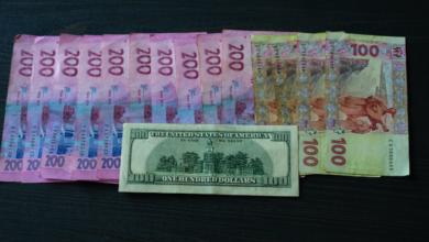Photo of Гривня здає позиції: курс валют на 13 жовтня