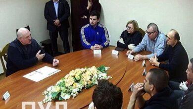Photo of Лукашенко в СІЗО зустрівся із заарештованими опозиціонерами